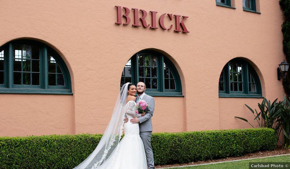 Tyler and Mia's Wedding in California City, California