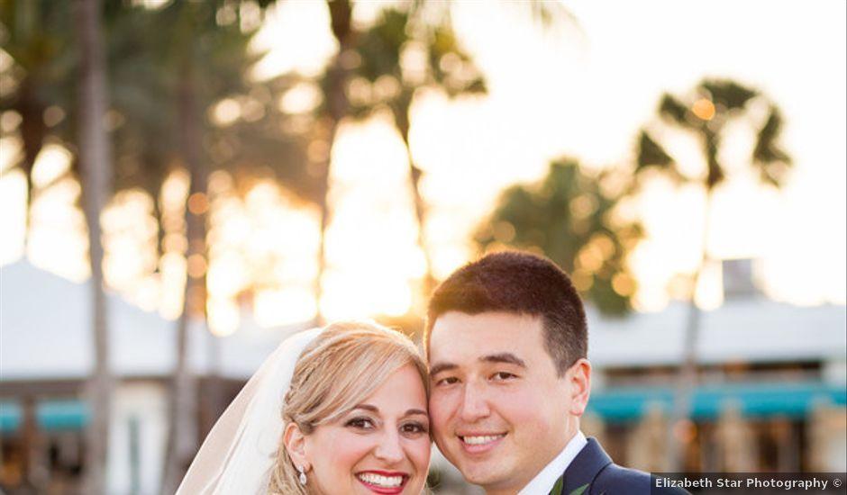 Elyssa and Rick's Wedding in Fort Lauderdale, Florida