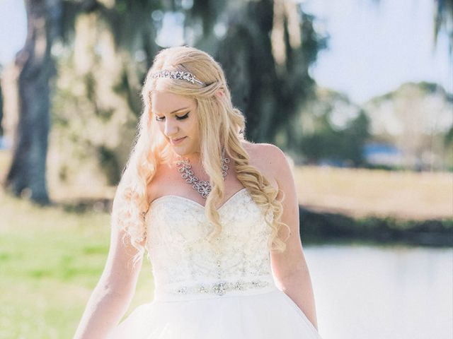 Alexis and Brad's Wedding in Plant City, Florida 5
