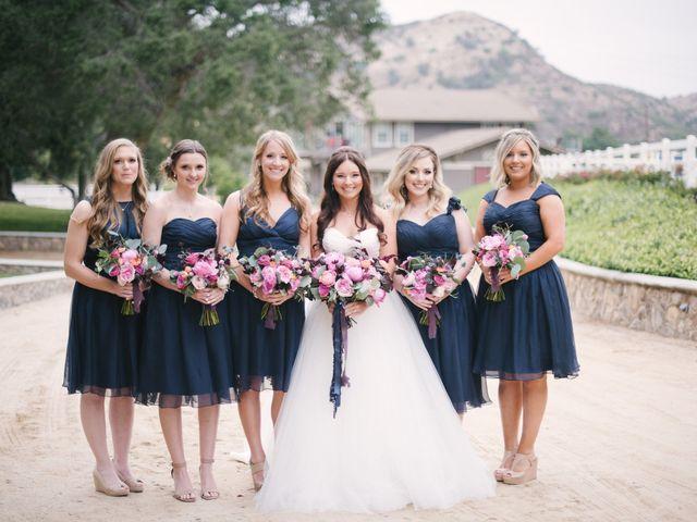 Ashley and Dylan's Wedding in Silverado, California 7