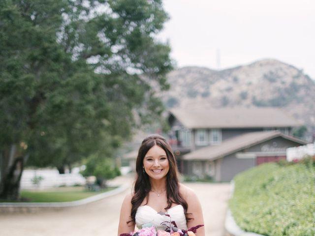 Ashley and Dylan's Wedding in Silverado, California 6