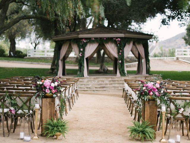 Ashley and Dylan's Wedding in Silverado, California 14