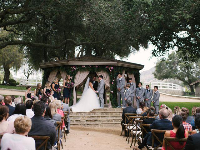 Ashley and Dylan's Wedding in Silverado, California 17