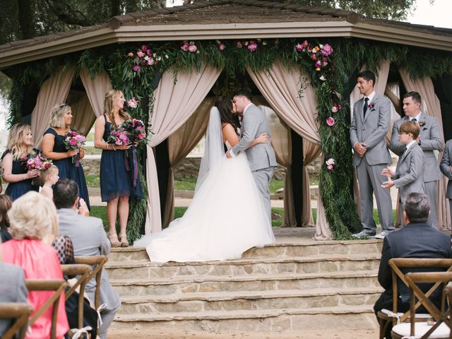 Ashley and Dylan's Wedding in Silverado, California 18