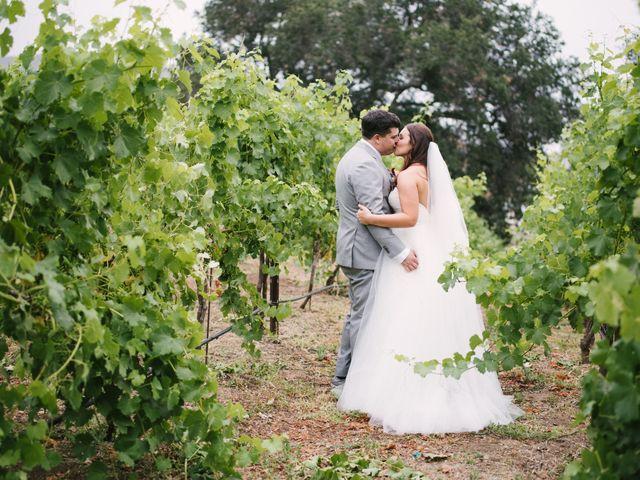 Ashley and Dylan's Wedding in Silverado, California 19