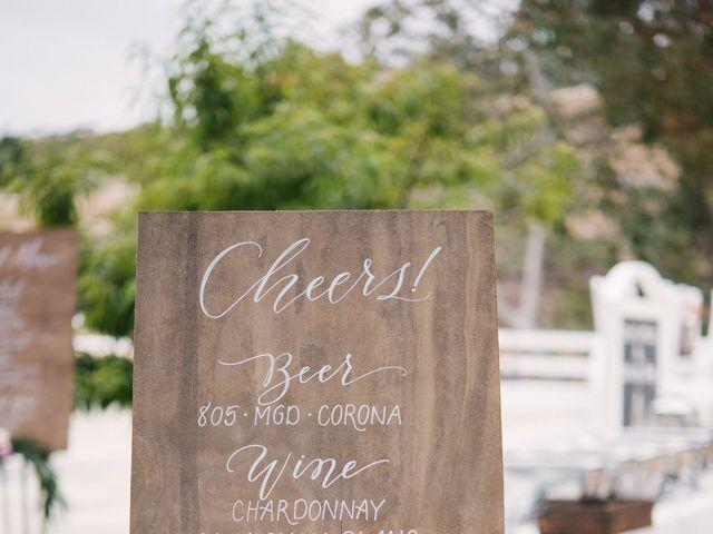 Ashley and Dylan's Wedding in Silverado, California 22