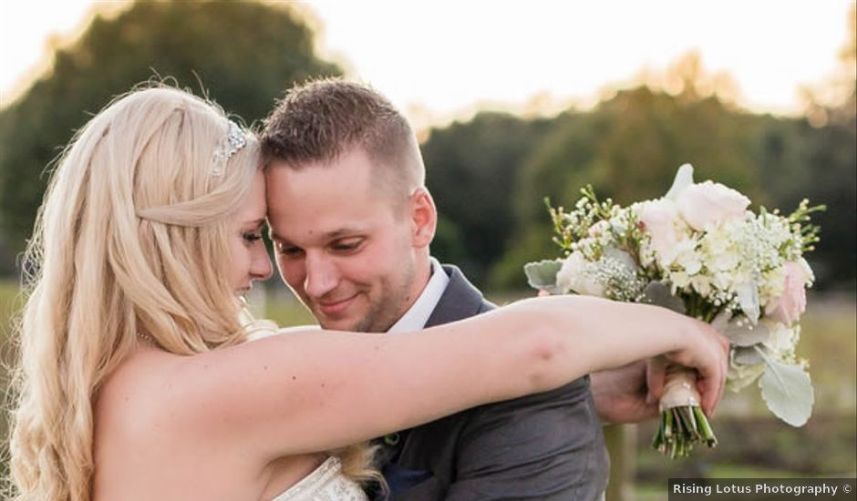 Alexis and Brad's Wedding in Plant City, Florida