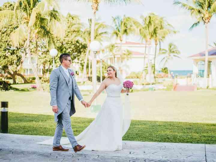 The wedding of Mariana and Hugo
