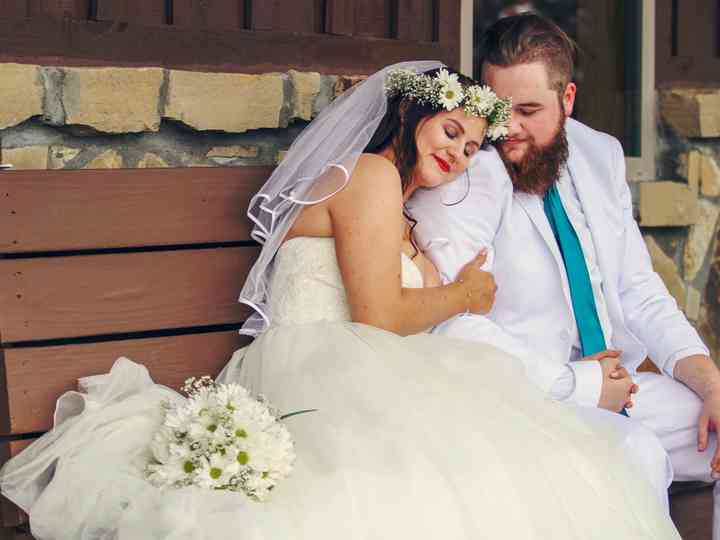 The wedding of Moriah and Ethan