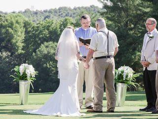 The wedding of Alexis and Joseph 1