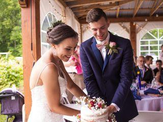 The wedding of Theo and Nicole