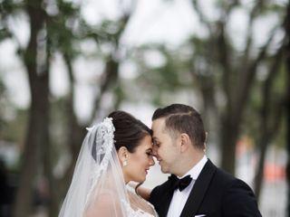 The wedding of Merelinda and Armand 1