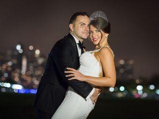 The wedding of Merelinda and Armand