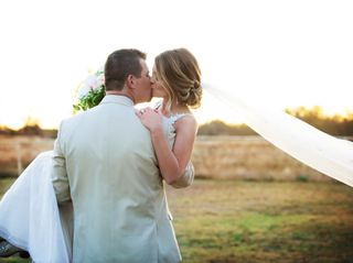 The wedding of Jaleigh and Ryan