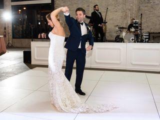The wedding of Caroline and John 1