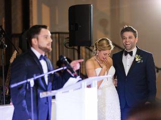 The wedding of Caroline and John 2