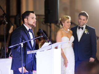 The wedding of Caroline and John 3