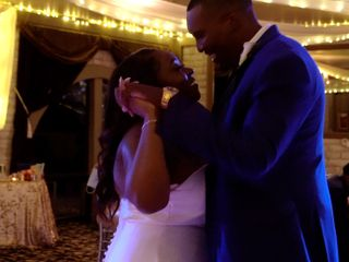 The wedding of Monay and Brandon 1