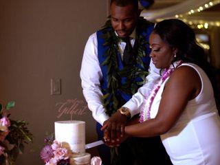 The wedding of Monay and Brandon 2
