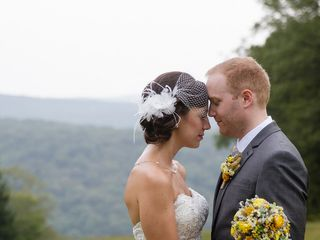 The wedding of Douglas and Natalie