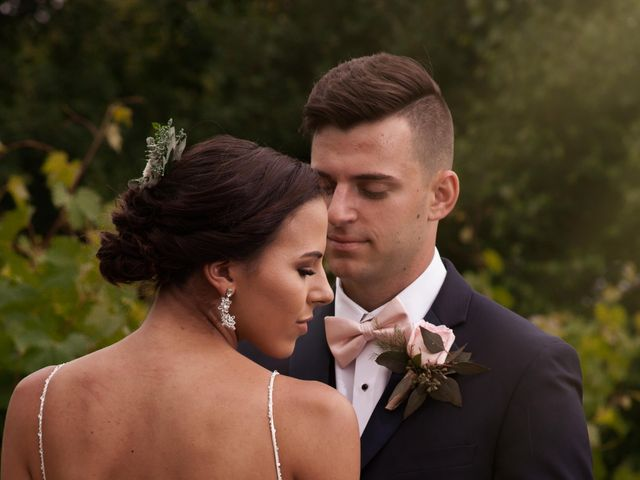 Nicole and Theo's Wedding in Plattsburgh, New York 1