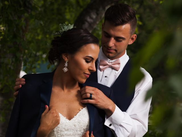 Nicole and Theo's Wedding in Plattsburgh, New York 2