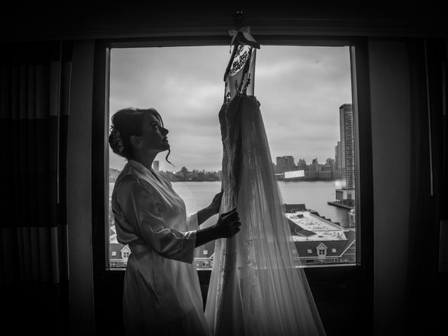Armand and Merelinda's Wedding in Jersey City, New Jersey 11
