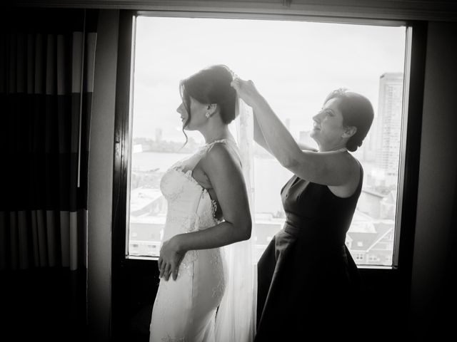 Armand and Merelinda's Wedding in Jersey City, New Jersey 15