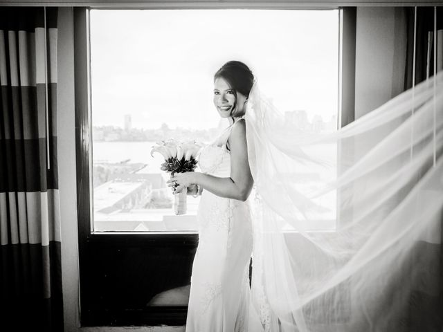 Armand and Merelinda's Wedding in Jersey City, New Jersey 18