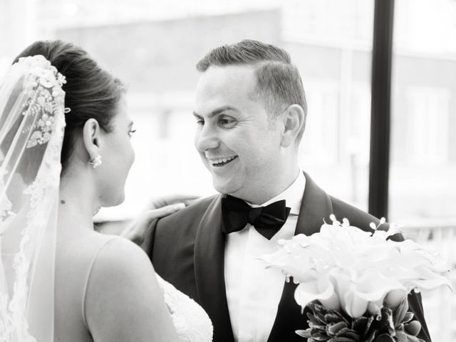 Armand and Merelinda's Wedding in Jersey City, New Jersey 32