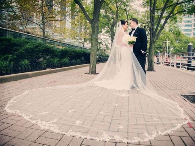 Armand and Merelinda's Wedding in Jersey City, New Jersey 34
