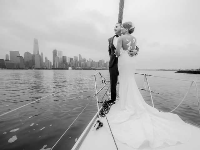 Armand and Merelinda's Wedding in Jersey City, New Jersey 40