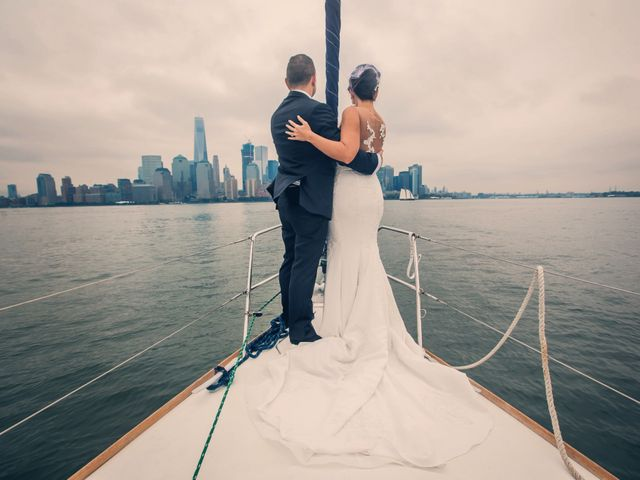 Armand and Merelinda's Wedding in Jersey City, New Jersey 41