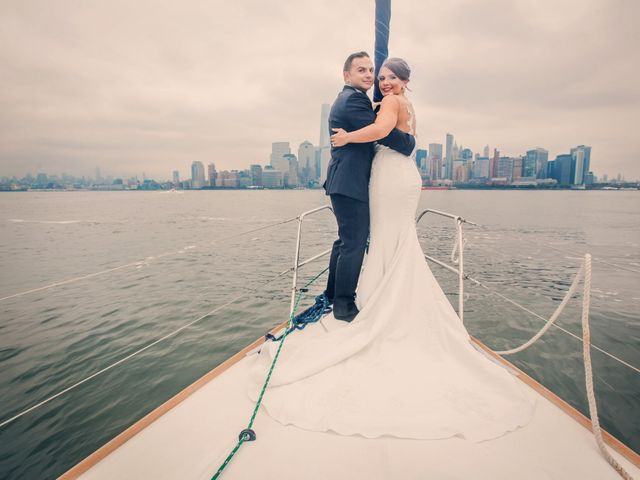 Armand and Merelinda's Wedding in Jersey City, New Jersey 42
