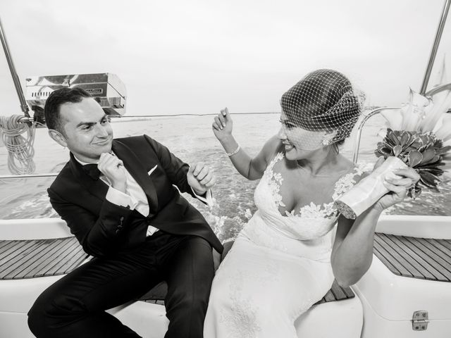 Armand and Merelinda's Wedding in Jersey City, New Jersey 43