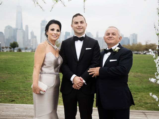 Armand and Merelinda's Wedding in Jersey City, New Jersey 50