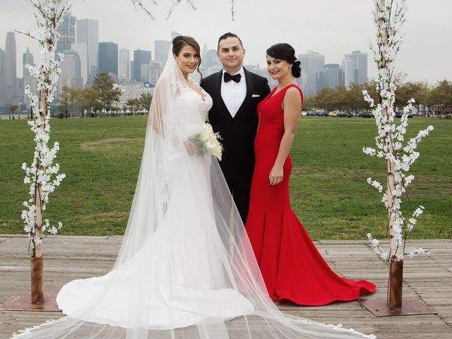 Armand and Merelinda's Wedding in Jersey City, New Jersey 52
