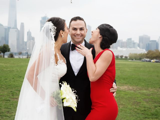 Armand and Merelinda's Wedding in Jersey City, New Jersey 53
