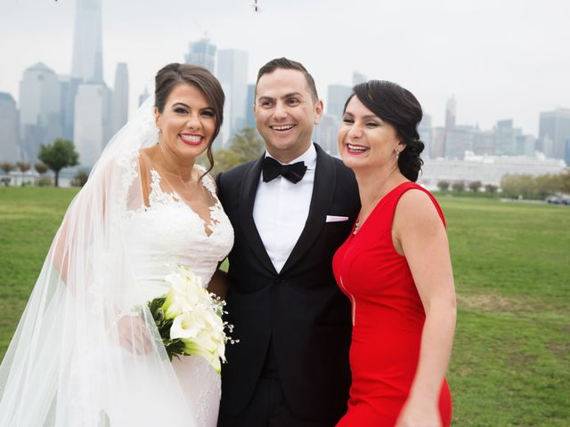 Armand and Merelinda's Wedding in Jersey City, New Jersey 54