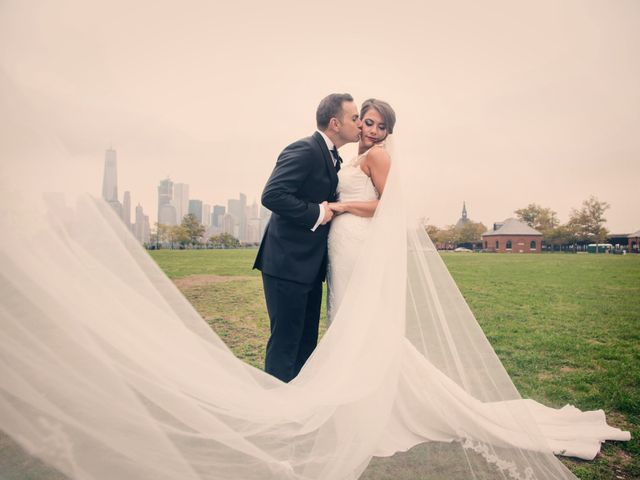 Armand and Merelinda's Wedding in Jersey City, New Jersey 55