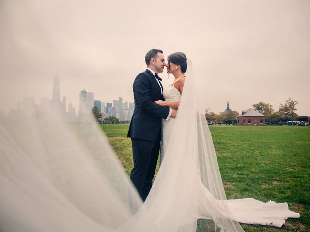 Armand and Merelinda's Wedding in Jersey City, New Jersey 56