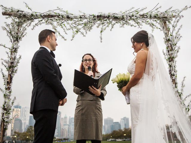 Armand and Merelinda's Wedding in Jersey City, New Jersey 60