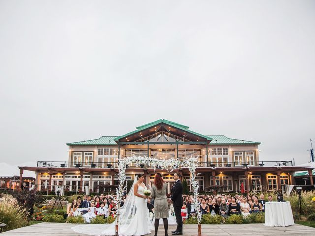Armand and Merelinda's Wedding in Jersey City, New Jersey 61