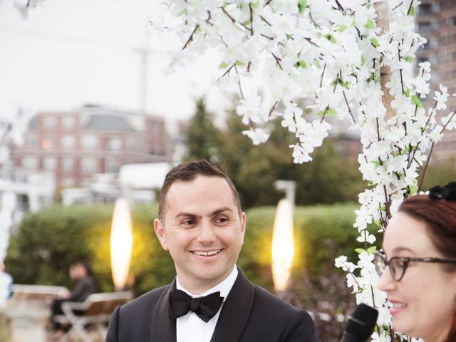 Armand and Merelinda's Wedding in Jersey City, New Jersey 62
