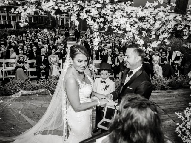 Armand and Merelinda's Wedding in Jersey City, New Jersey 66