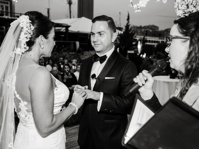 Armand and Merelinda's Wedding in Jersey City, New Jersey 67