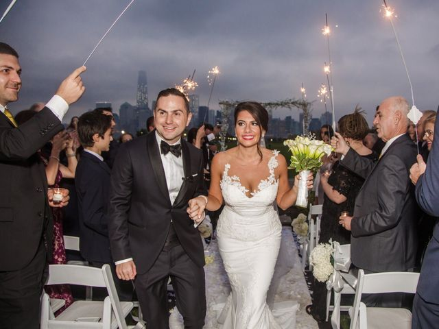 Armand and Merelinda's Wedding in Jersey City, New Jersey 73