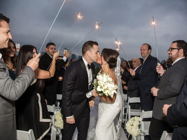 Armand and Merelinda's Wedding in Jersey City, New Jersey 74
