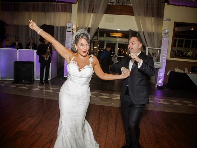 Armand and Merelinda's Wedding in Jersey City, New Jersey 76