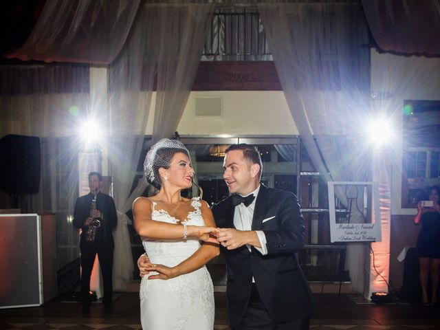 Armand and Merelinda's Wedding in Jersey City, New Jersey 77